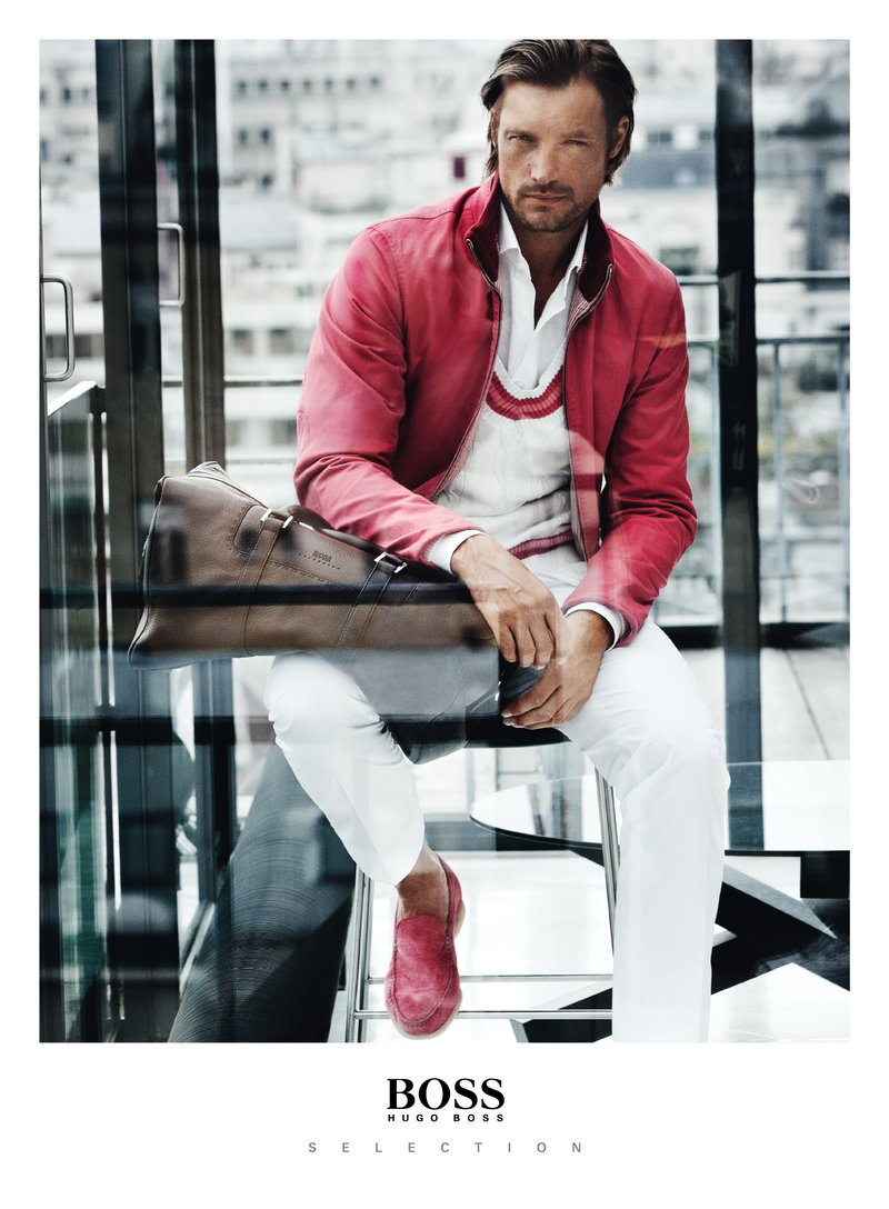 629edb2642 Hugo Boss Selection Spring Summer 2011 Ad Campaign