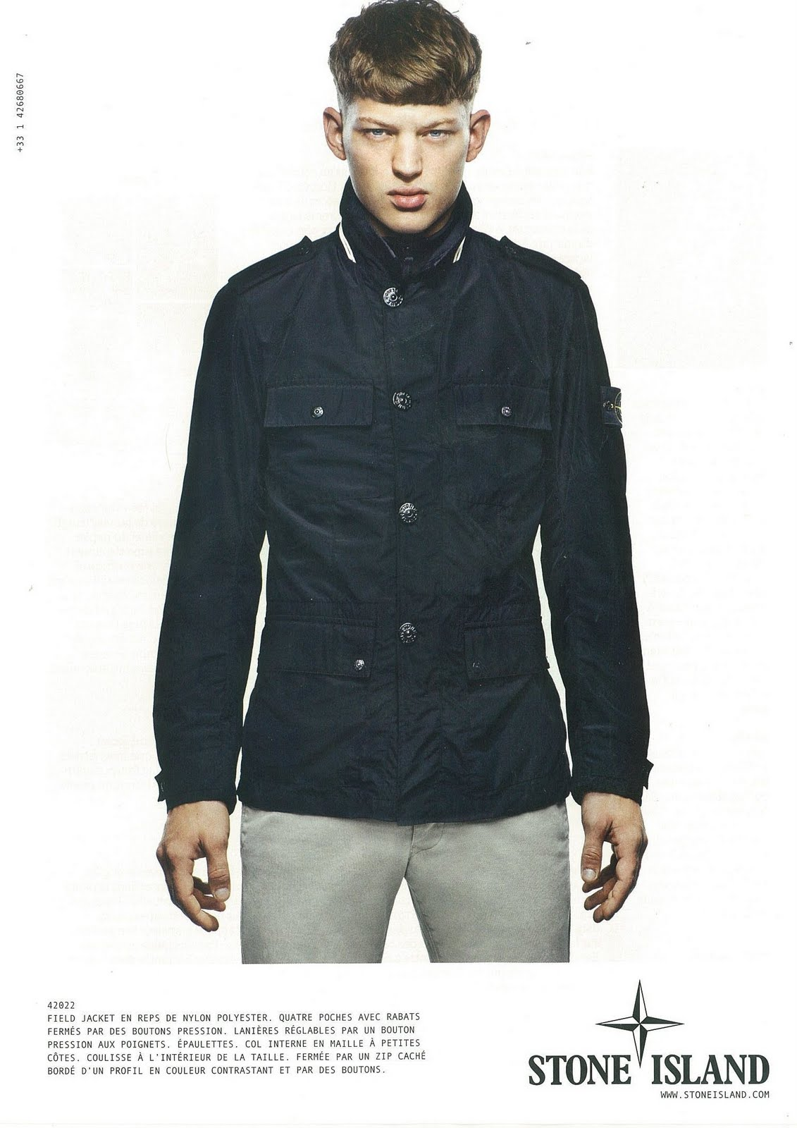 Stone Island Spring Summer 2011 Ad Campaign Preview