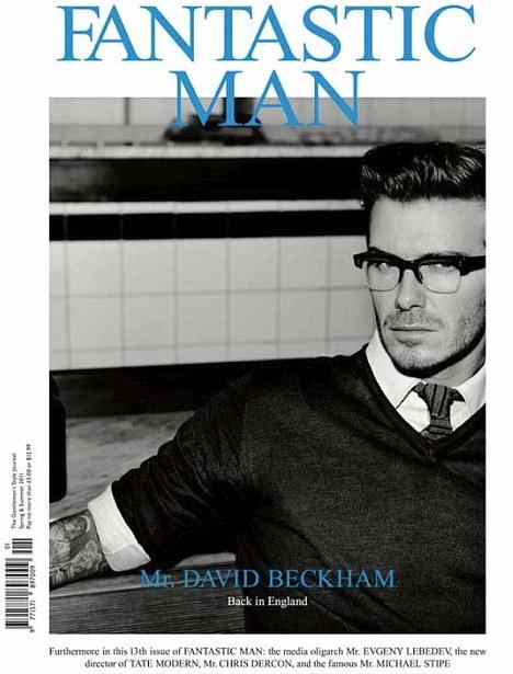 david beckham 2011 calendar. David Beckham for Fantastic