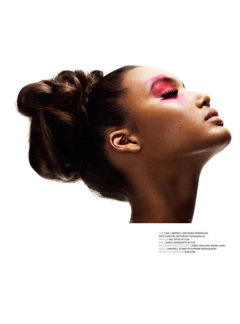 Art8amby S Blog: Beauty Editorial: Chrishell Stubbs By Willem Jaspert For