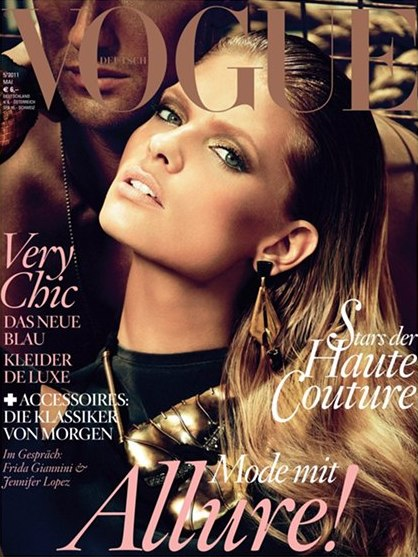 julia stegner vogue. Julia Stegner for Vogue