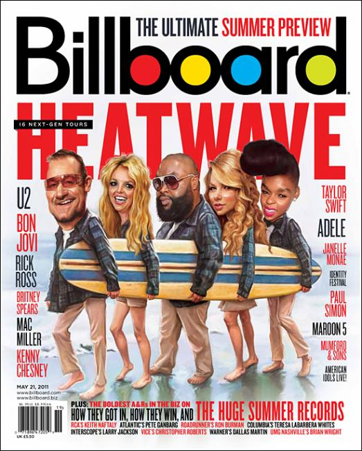 may 21st billboards. Billboard Magazine May 21st