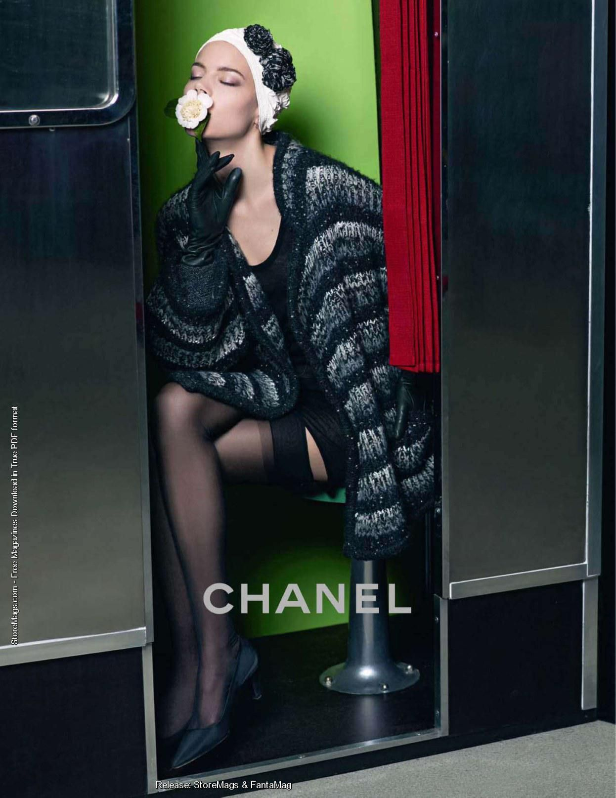 Chanel Cruise 2011 Ad Campaign recommendations