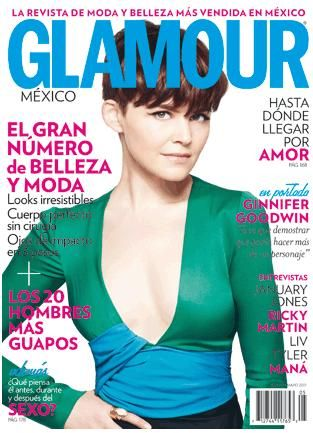69992c6074 Ginnifer Goodwin for Glamour Mexico May 2011