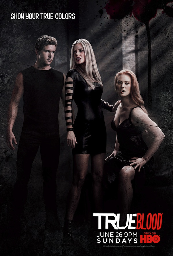 rolling stone true blood poster. True Blood Season 4