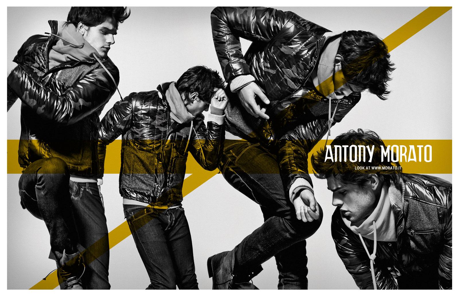 Antony Morato Fall Winter 2011 Ad Campaign | Art8amby's Blog