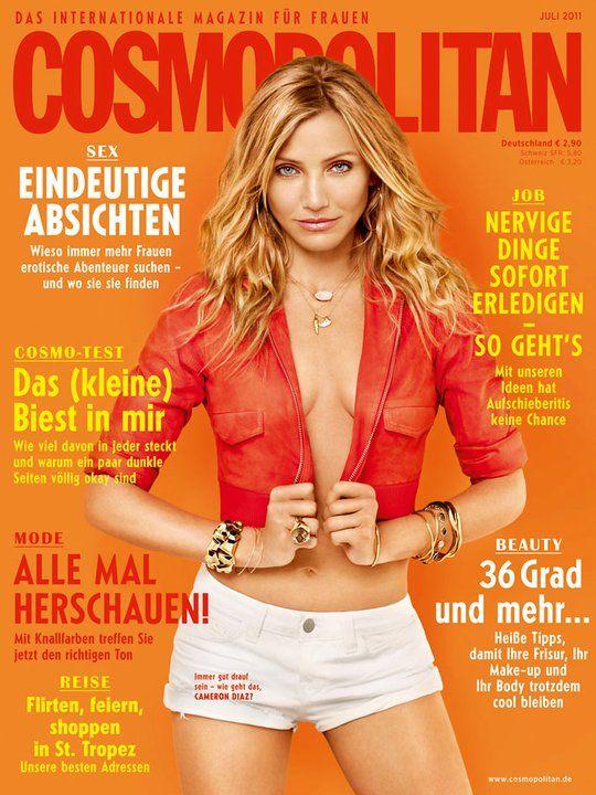 cameron diaz 2011 photoshoot. cameron diaz cosmopolitan magazine. Cameron Diaz for Cosmopolitan