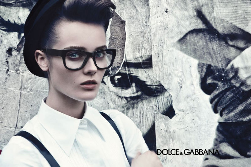 4d8f78aafc5e Dolce   Gabbana Fall Winter 2011 Ad Campaign. By art8amby. UPDATED ...