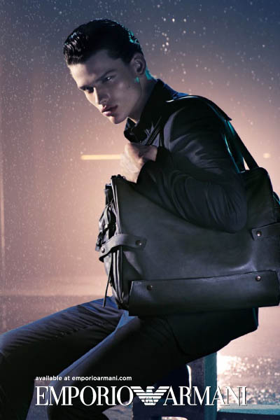 The Campaign Full of Emporio Armani for This Spring/Summer 2010 / 2011