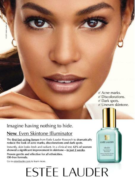 Estée Lauder Idealist 2011 Ad Campaign Preview