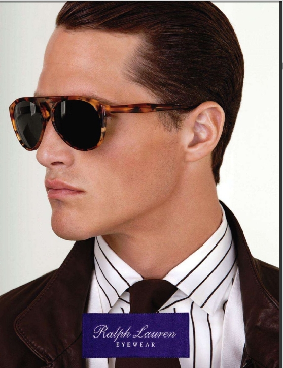 Ralph Lauren Purple Label Eyewear Spring Summer 2011 Ad ...