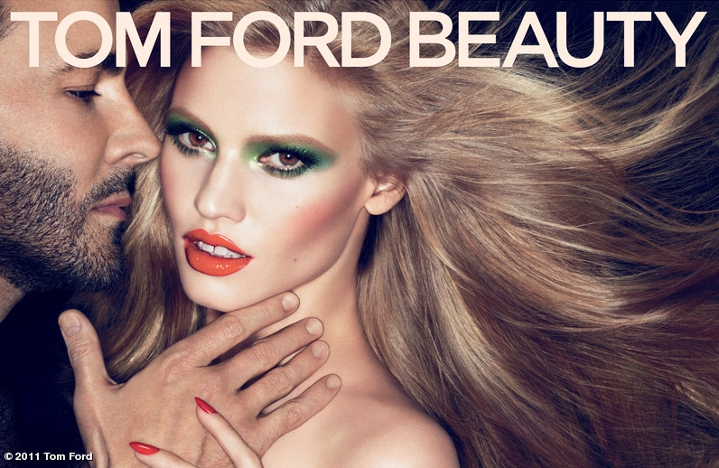 Tom Ford Beauty Fall Winter 2011 Ad Campaign Preview ...