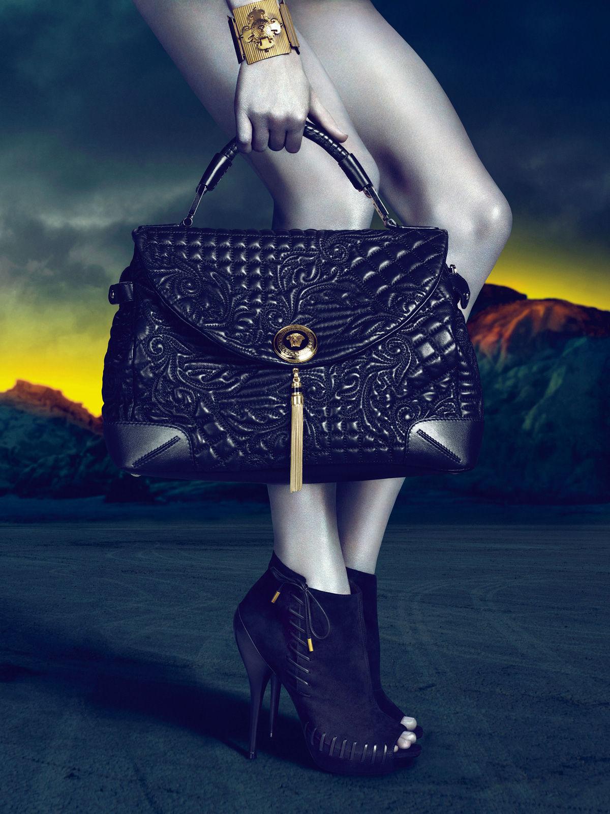 Versace Fall Winter 2011 Ad Campaign