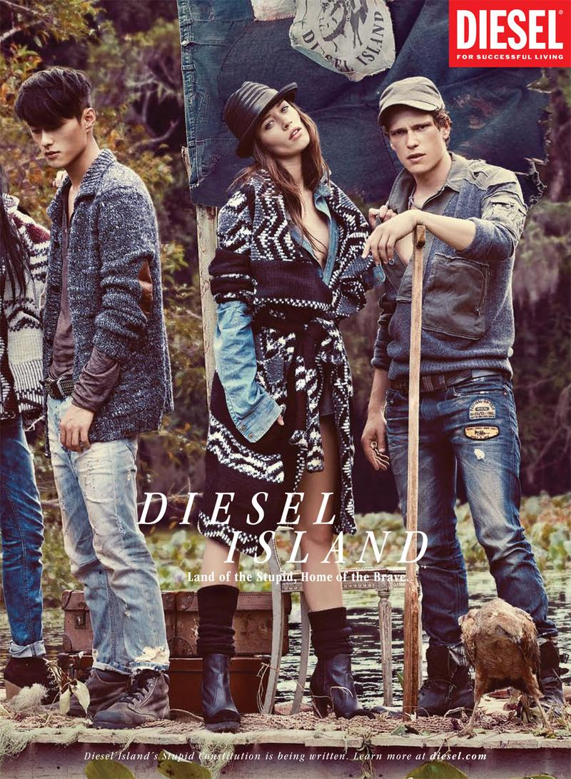 Diesel Fall Winter 2011 Ad Campaign | Art8amby's Blog