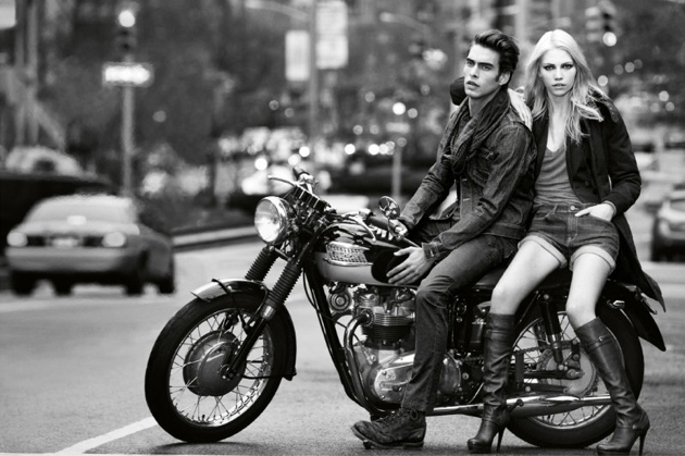 DKNY Jeans Fall Winter 2011 Ad Campaign