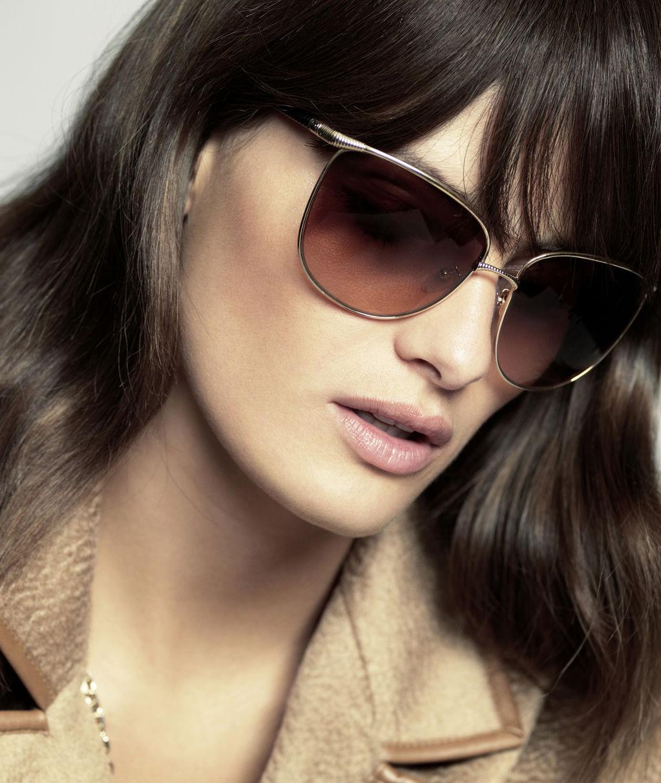 Glasses Frames Escada Eyewear : Escada Fall Winter 2011 Ad Campaign Art8ambys Blog
