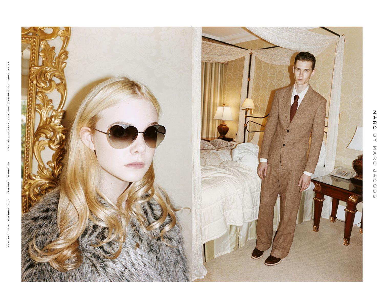 Marc Jacobs Unveils Spring 2011 Campaign