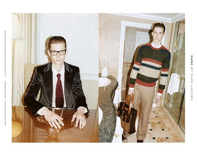 Marc by Marc Jacobs Fall Winter 2011 Ad Campaign ...
