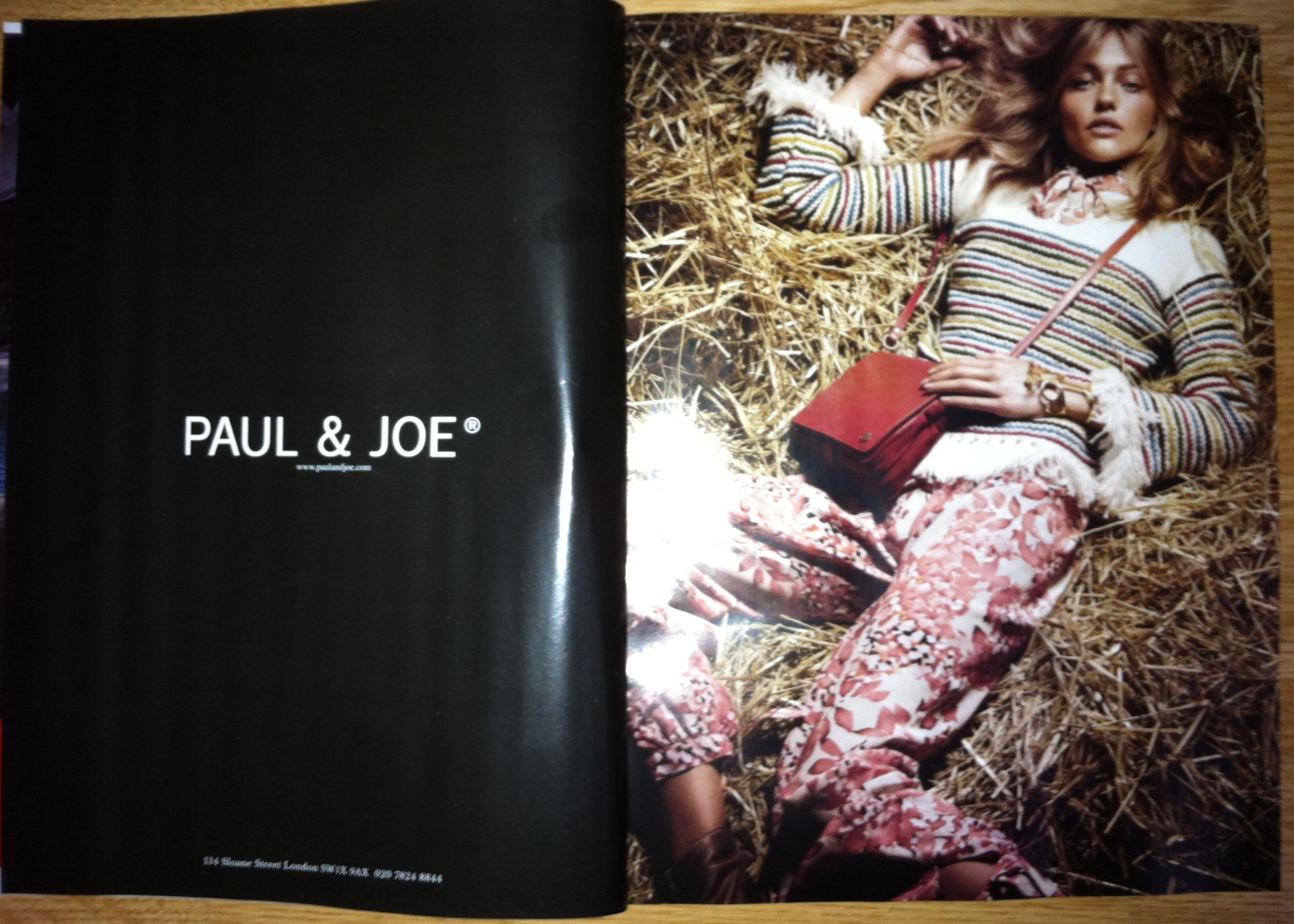paul joe fall winter 2011 ad campaign art8amby 39 s blog. Black Bedroom Furniture Sets. Home Design Ideas