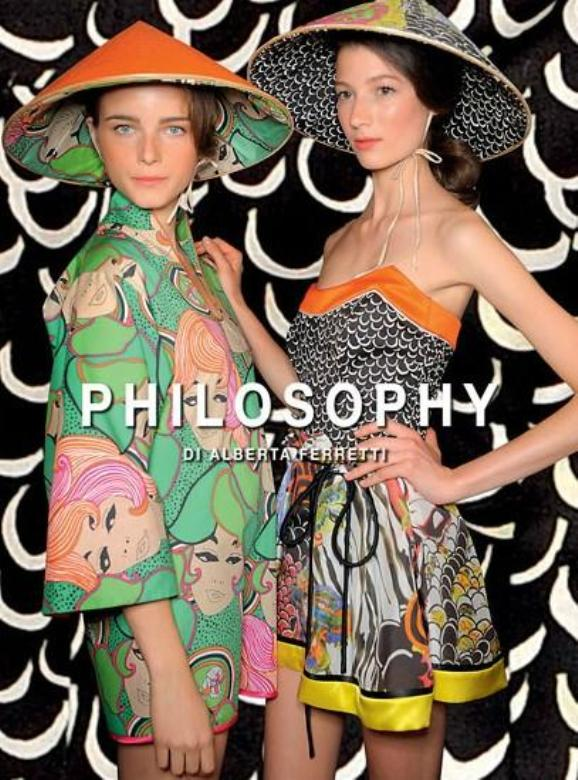 Philosophy di Alberta Ferretti Fall Winter 2011 Ad Campaign Preview. By  art8amby. UPDATED ... cdb1414be