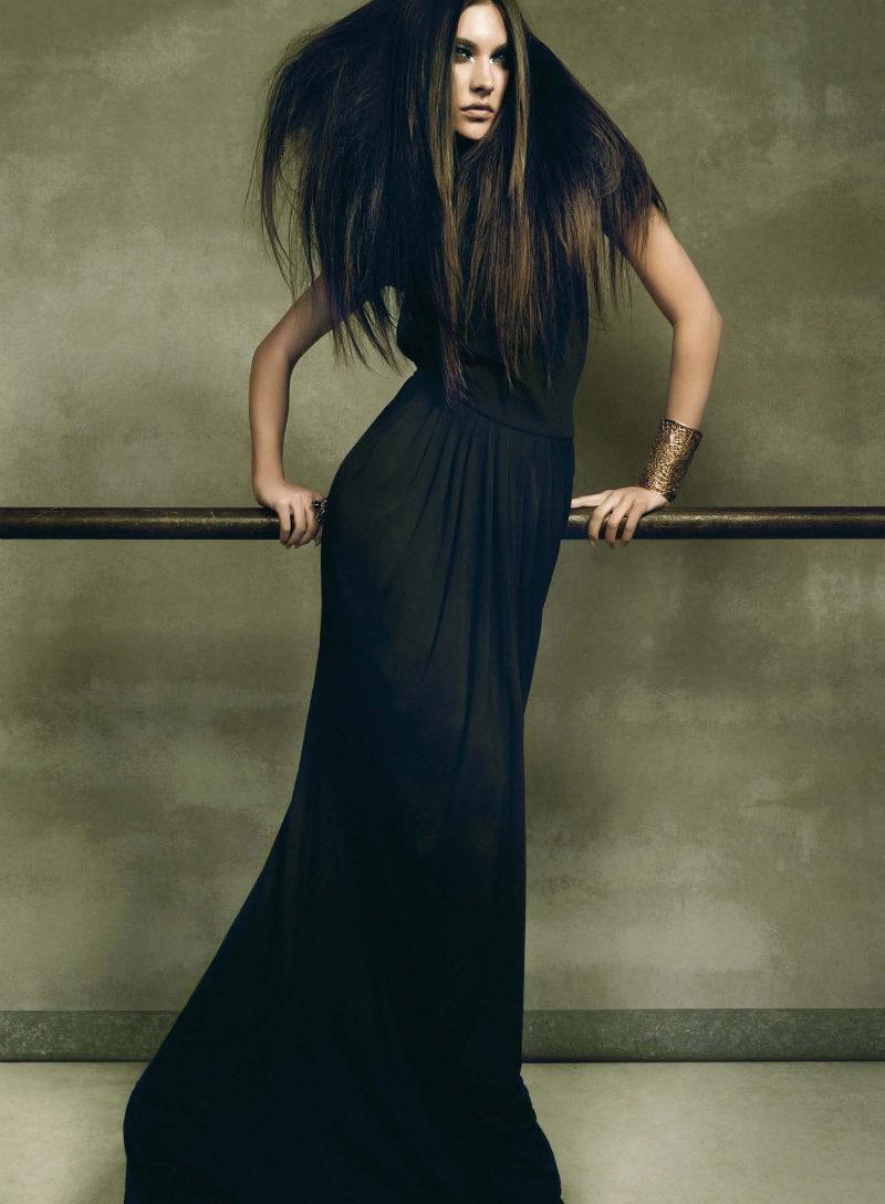 Editorial: Jacquelyn Jablonski by Nico for Harper's Bazaar Spain ...