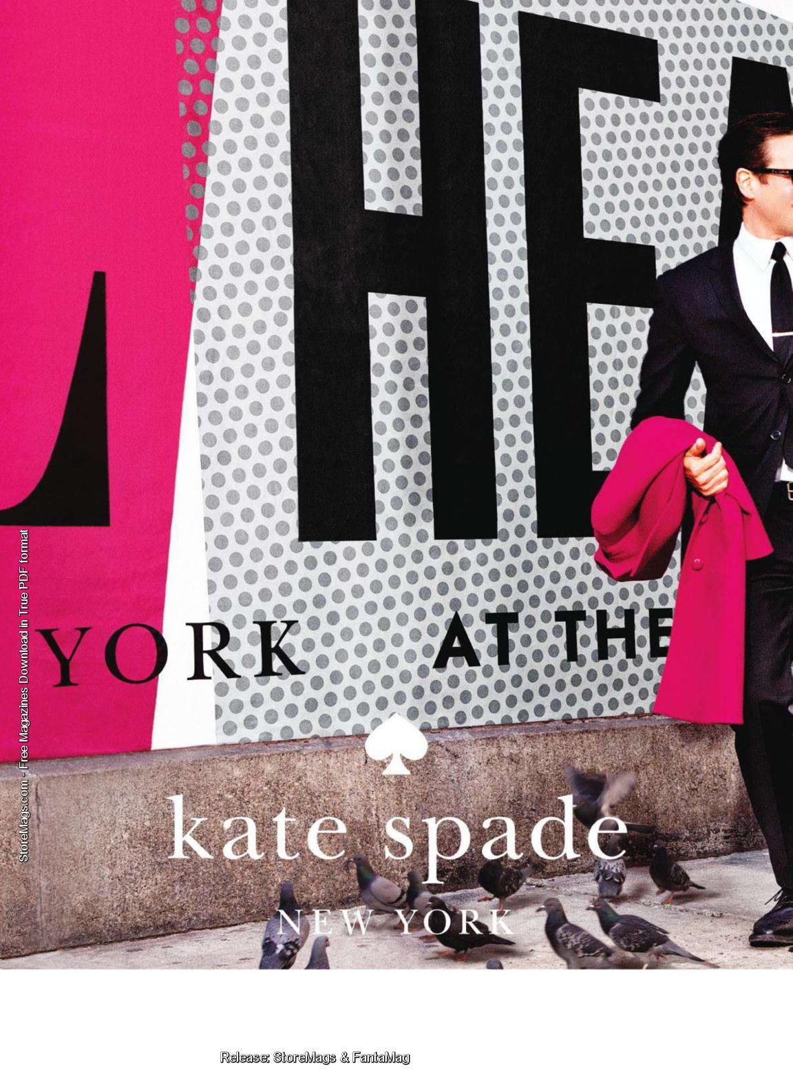 New Kate Spade Fall Winter 2011 Ad Campaign Preview | Art8amby's Blog SR52