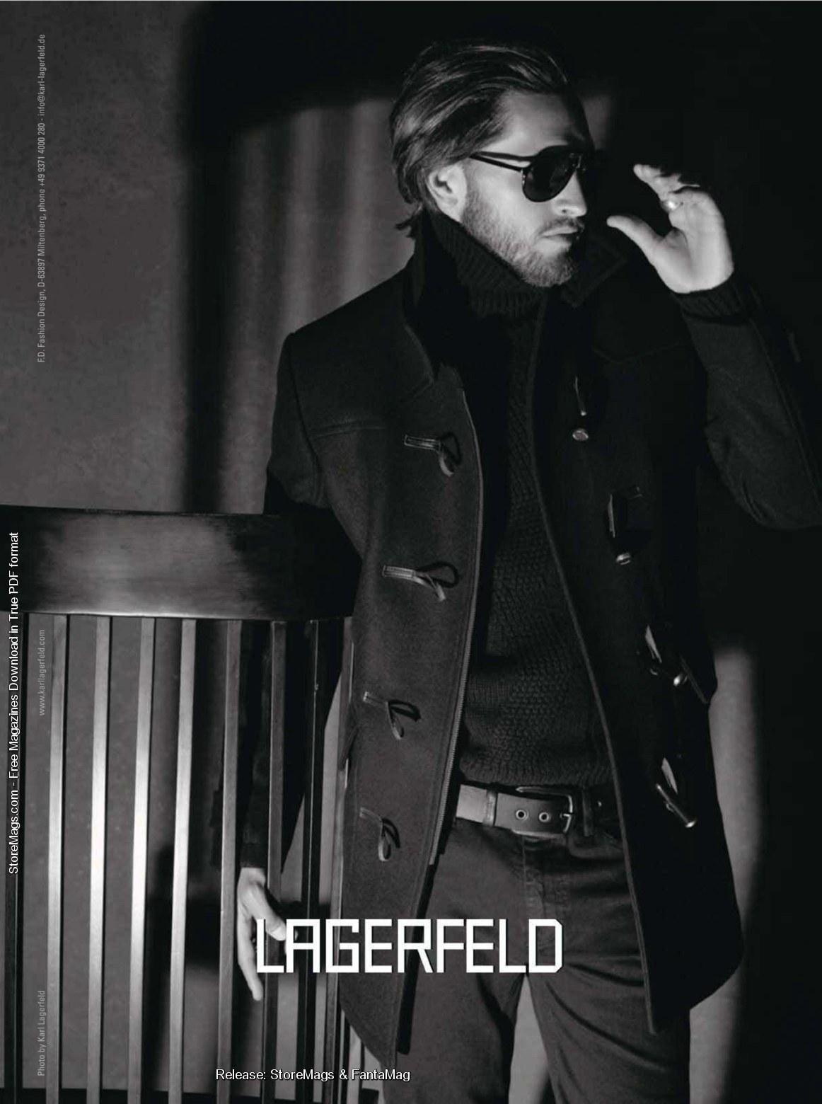 Lagerfeld Art8amby S Blog