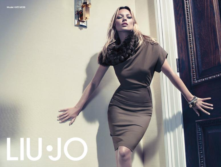 Kate Moss for Liu Jo Spring 2012 Campaign Kate Moss for Liu Jo Spring 2012 Campaign new images
