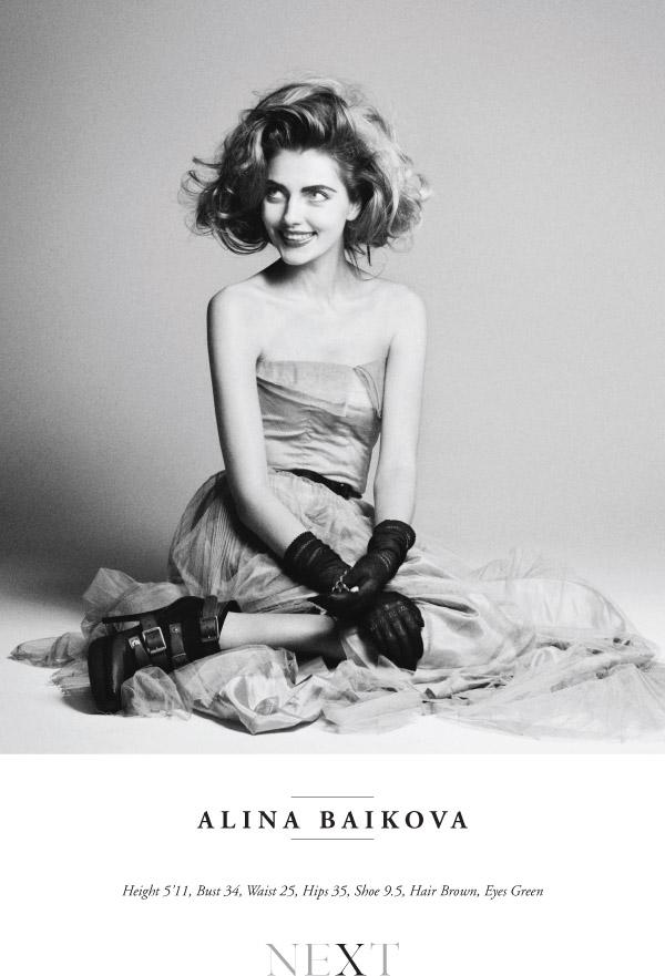 Next Model Management Paris | Art8amby's Blog