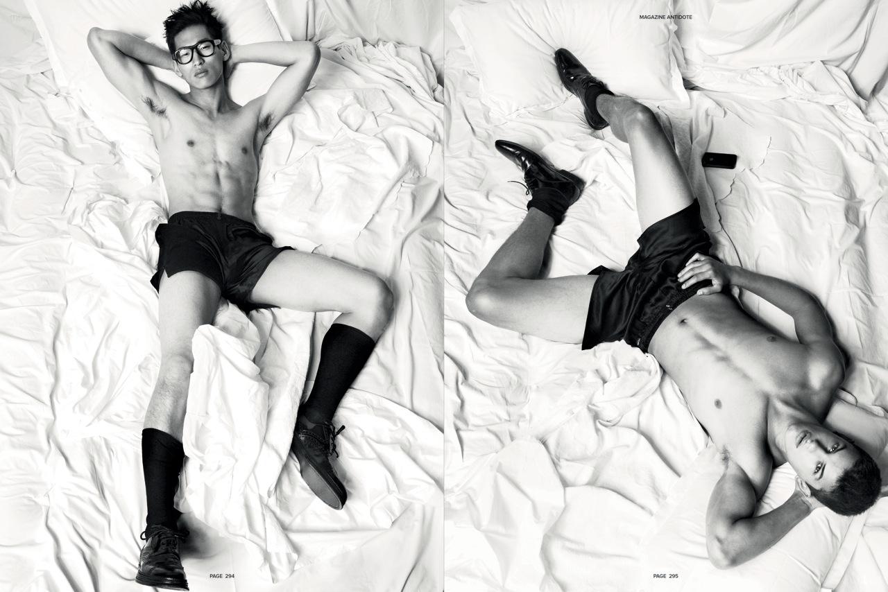 Kyran low freelance fashion stylist from london sam way adon - Share This