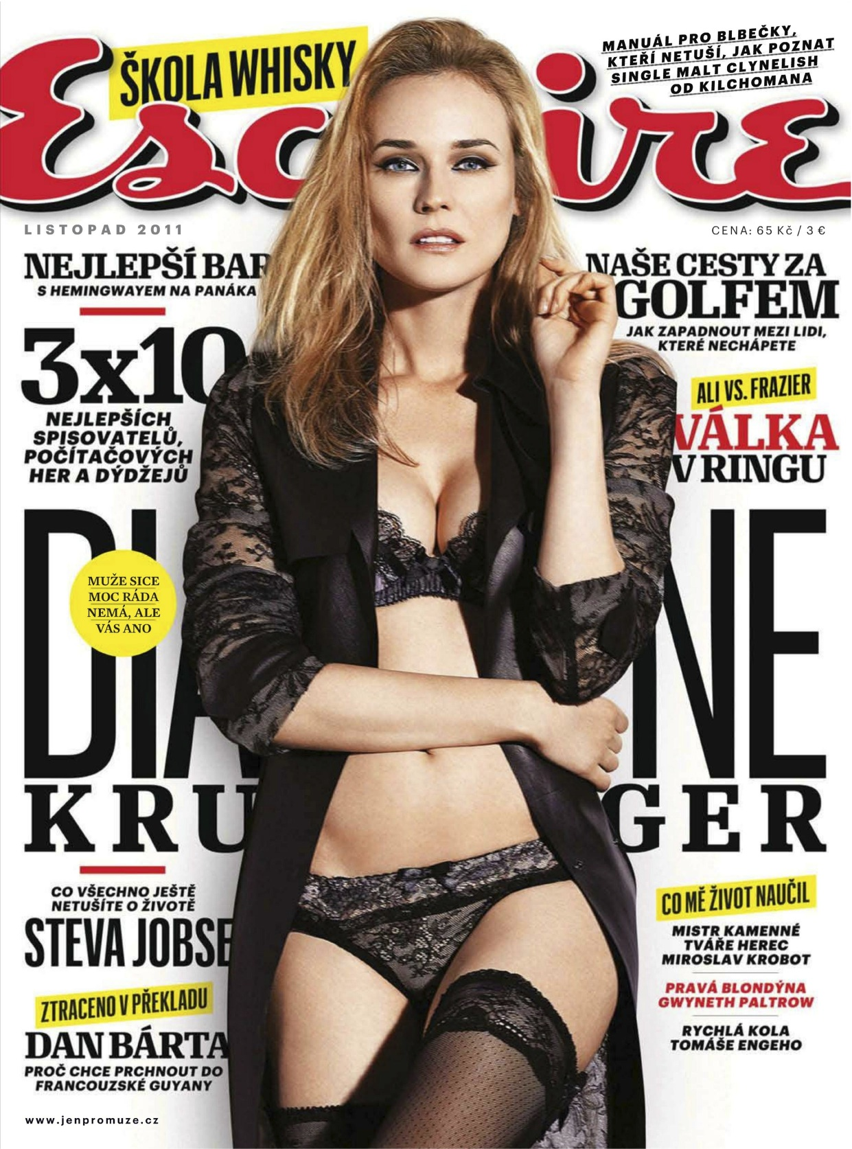 Diane Kruger for Esqui...