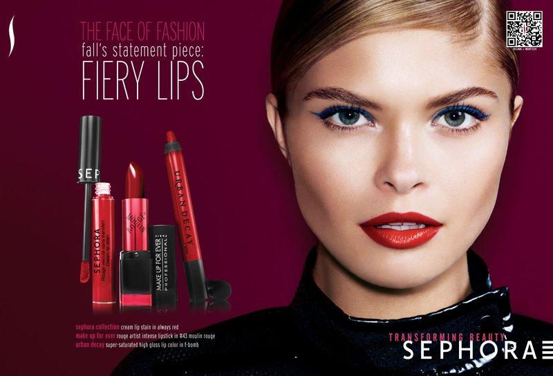 Sephora Advertisement Sephora Fall Wi...
