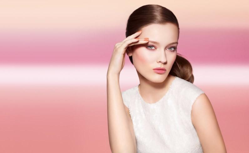 Chanel beauty spring summer 2012 ad caign