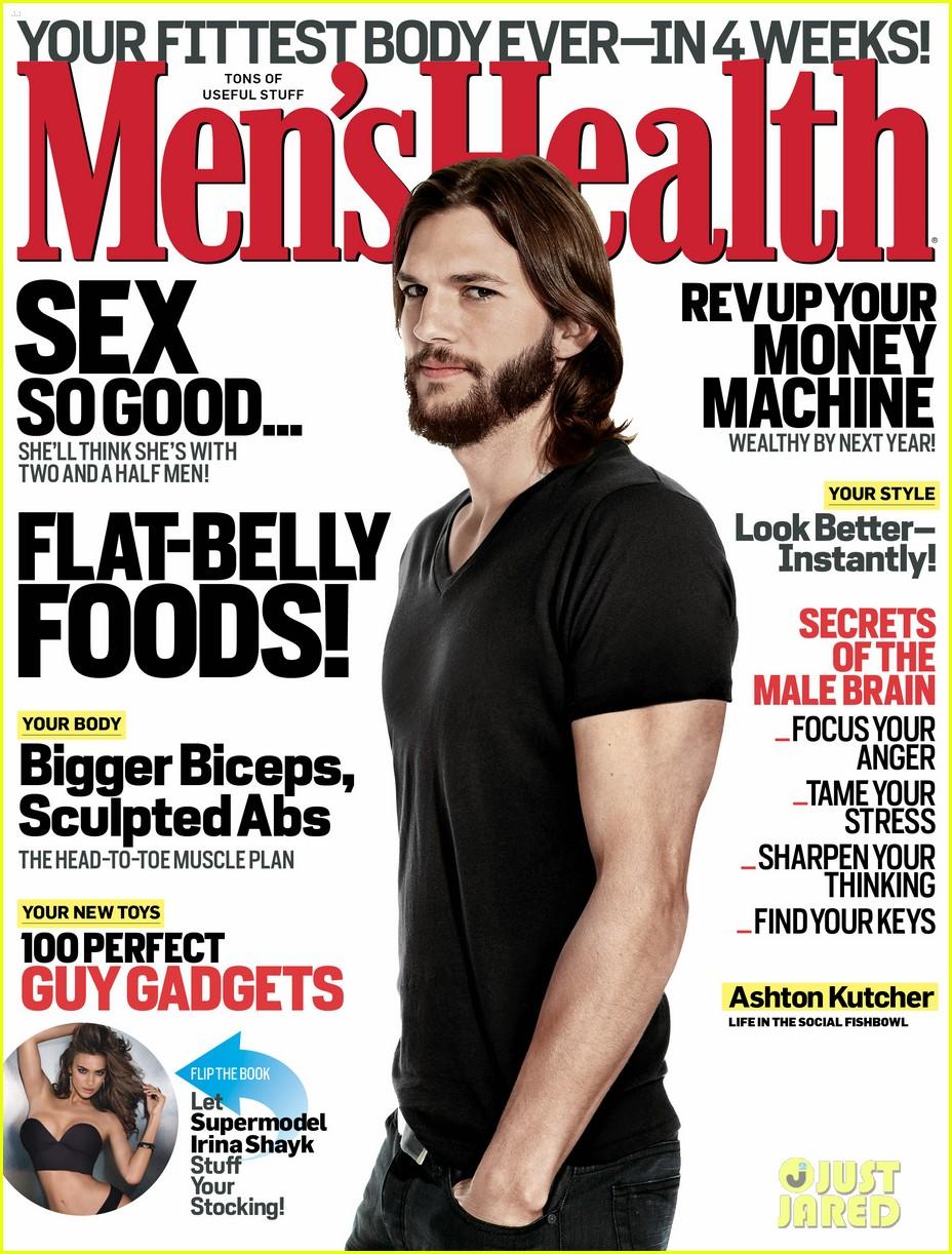 Mens Health Magazine President Barack Obama Instant Energy: Art8amby's Blog
