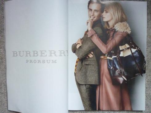 490 x 368 jpeg 167kB, Burberry Prorsum SS 2012 Eddie Redmayne & Cara ...