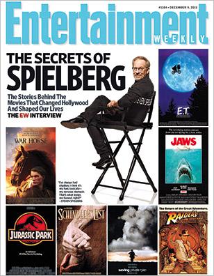 Steven Spielberg Is Under Zac Efron Sexing