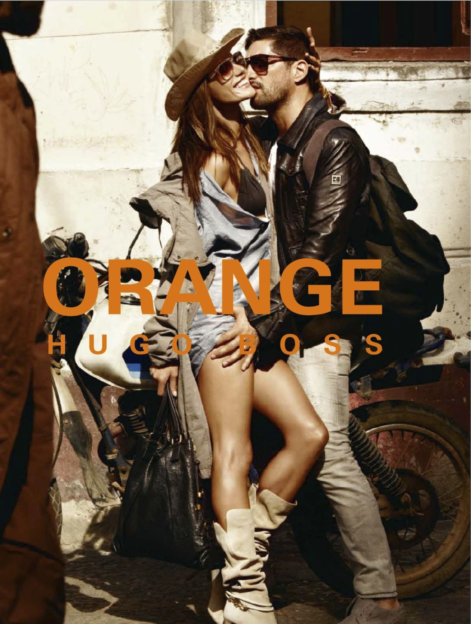 hugo boss orange одежда