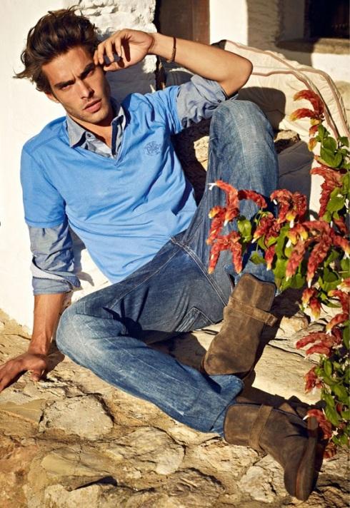 Mavi Jeans Spring Summer 2012 Ad Campaign