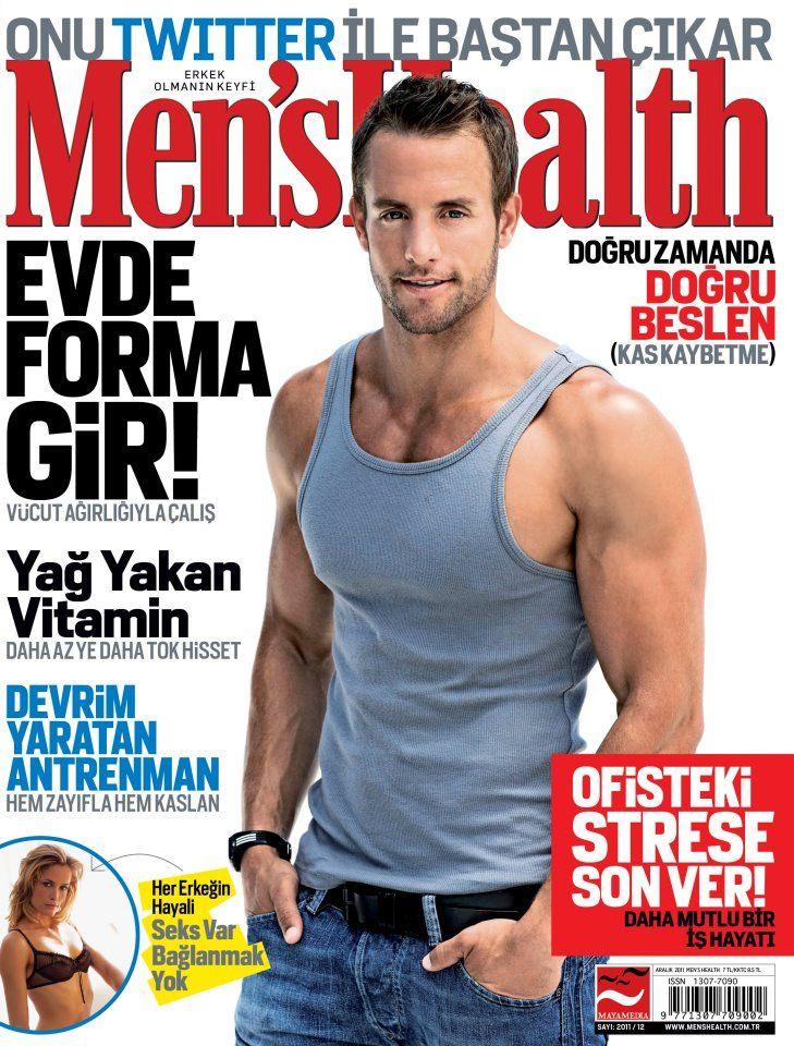 Mens Health Magazine President Barack Obama Instant Energy: Men's Health Turkey