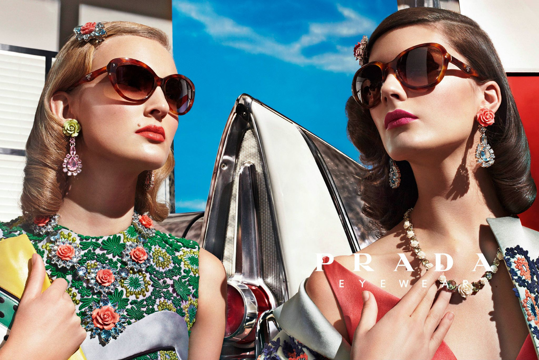 694bb533832 Prada Spring Summer 2012 Ad Campaign. By art8amby. UPDATED ...