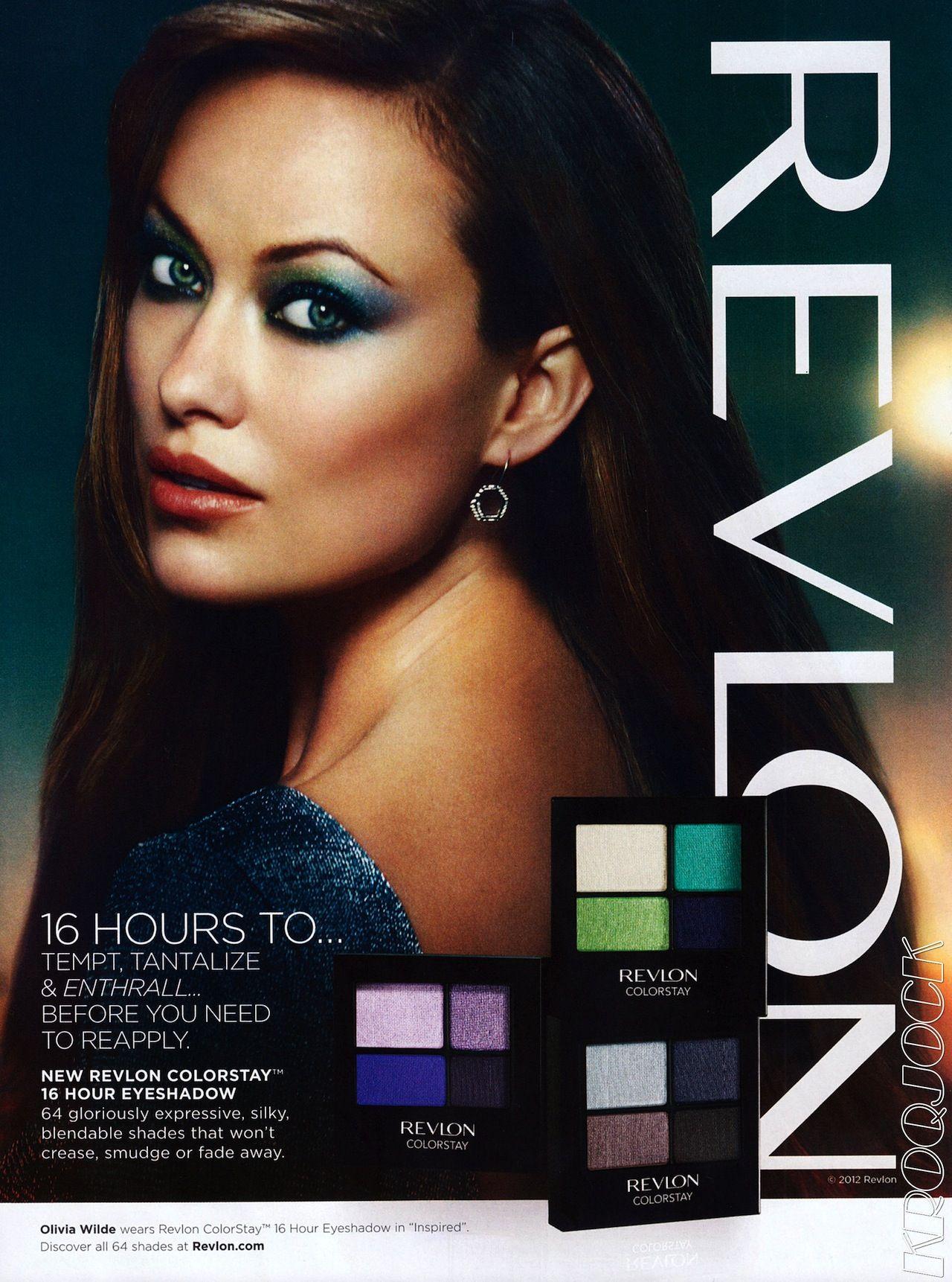 Revlon Spring Summer 2012 Ad Campaign | Art8amby's Blog