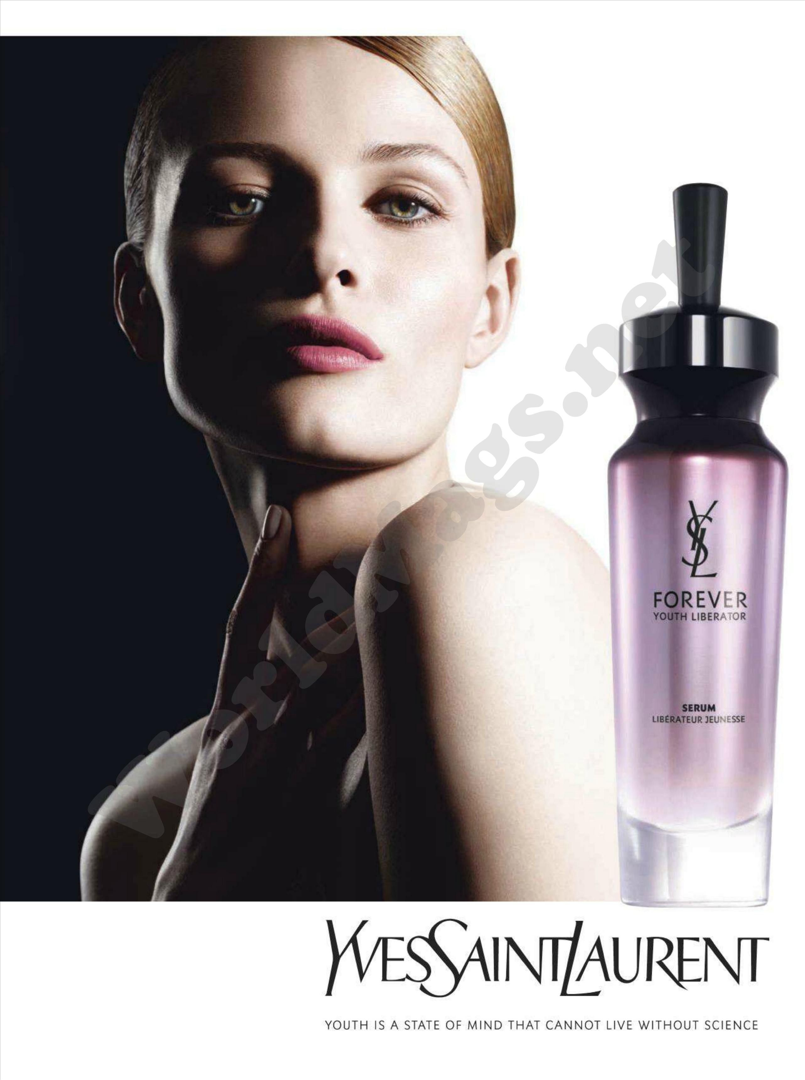 Yves saint laurent forever youth liberator art8amby 39 s blog for Miroir yves saint laurent