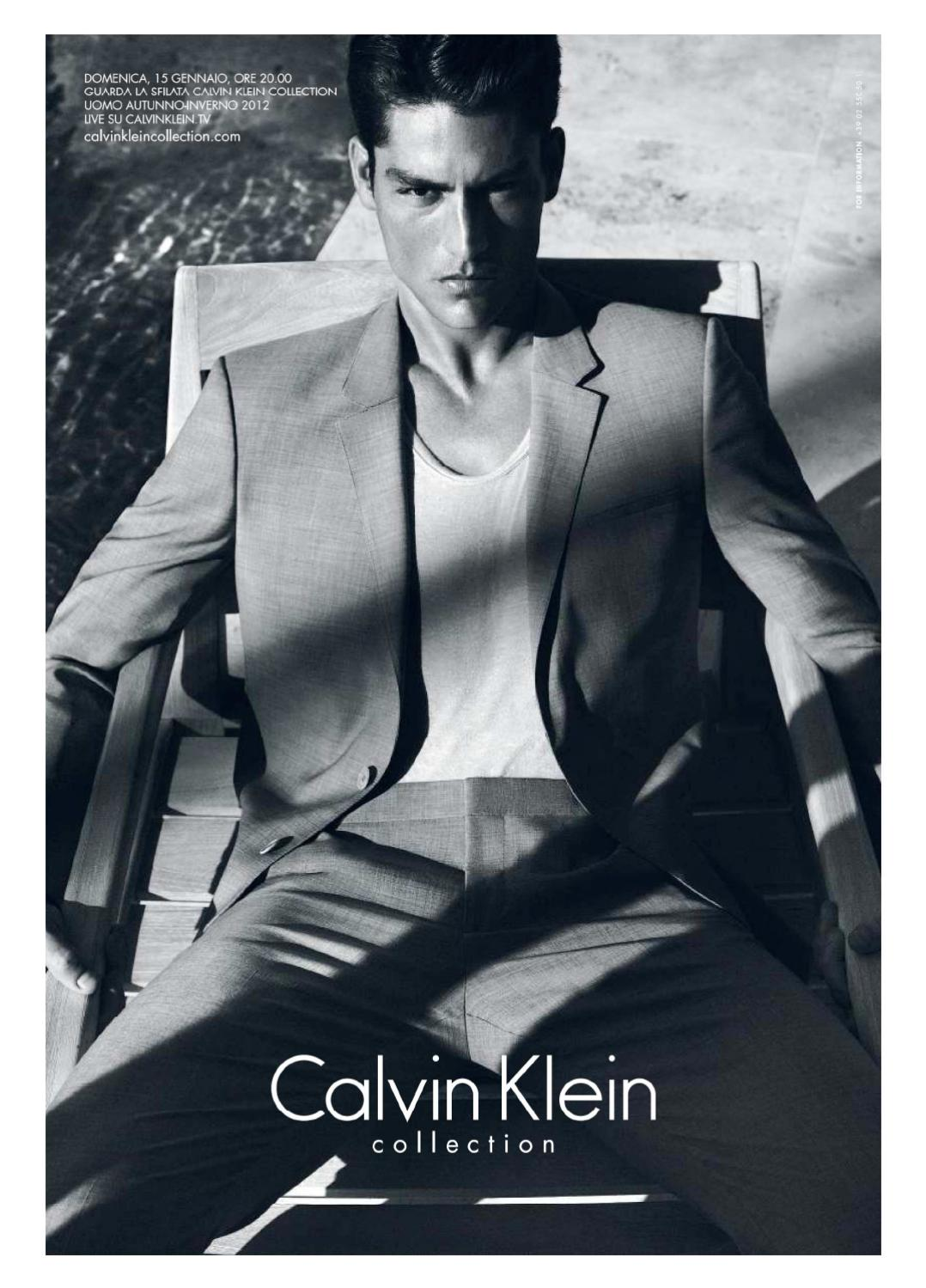 calvin klein collection spring summer 2012 ad campaign art8amby s blog