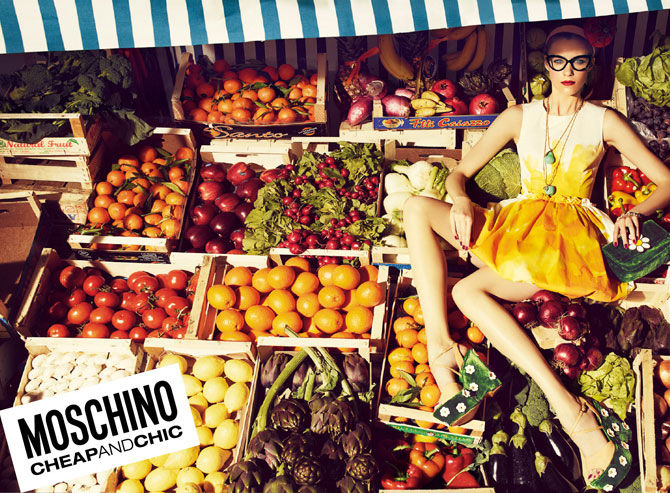 Moschino cheap and chic art8amby 39 s blog Inexpensive chic