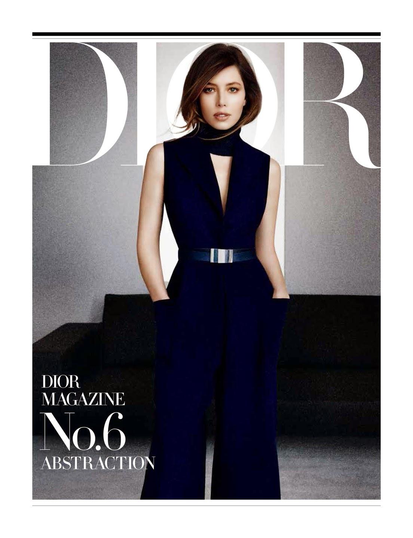 c271c0406a93 Jessica Biel for Dior Magazine Issue 6